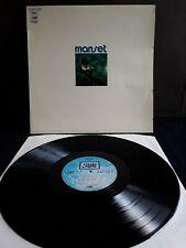GÉRARD MANSET - MANSET - LP REF : 2C06212342 - FRANCE 1972