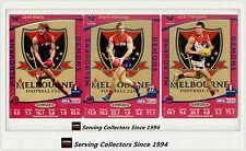 2012 AFL Teamcoach Trading Cards Prize Team set Melbourne (3)
