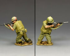 KING AND COUNTRY Vietnam War - Kneeling Firing  VN011
