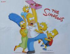 DIE SIMPSONS - A2 Poster (XL - 42 x 55 cm) - Homer Simpson Clippings Sammlung