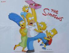 DIE SIMPSONS - A2 Poster (XL - 42 x 55 cm) - Homer Simpson Clippings Sammlung