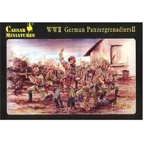 WWII German Panzergrenadiers - Set 2  - Caesar Miniatures H053- 1/72 Scale