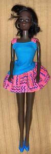 Vintage 1966 Mattel Barbie Twist Waist African American AA Doll~Beautiful ~