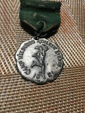 Camp Wildwood Athletic Events 1921 Sterling Medal