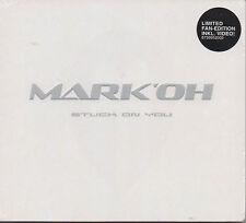 Mark' OH Stuck On You Maxi CD NEU DJ Cosmo Remix inkl. Multi Media Part Video