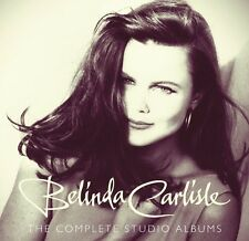 Belinda Carlisle - Complete Studio Albums Collection [New CD] UK - Import