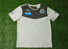 Newcastle United 2013/2014 Football Shirt Jersey Tee Training Puma Original