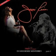 1969: Siempre, En Vivo Desde Monterrey, Pt.1 by Jenni Rivera (CD, 2013, 2 Discs)
