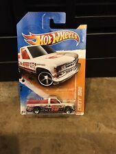 2011 Hot Wheels Chevy 1500 Track Stars '11