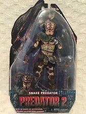 Predators 2 Series 5 Snake Predator 7in Action Figure NECA NEW