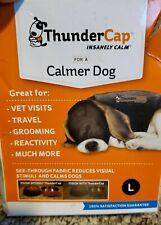 Calmer Dog Insanely Calm Thunder Cap