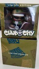 "Limited Edition Jada Toys Chub City ""Chub C"" Figure SDCC"