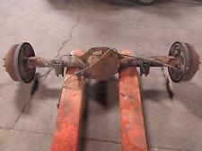 96-02 GMC SAVANA 2500 VAN GT4 Rear Axle Assembly Rear End Drum Brakes #19499