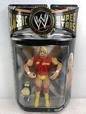 WWE CLASSIC SUPERSTARS HULK HOGAN MOC 2005 W BELT