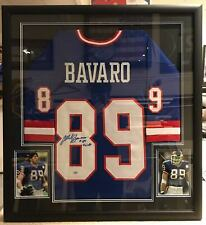Mark Bavaro signed New York Giants Jersey