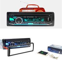 Car Auto Bluetooth Stereo Radio In-Dash Head Unit FM MP3/USB/SD/AUX Player 12V