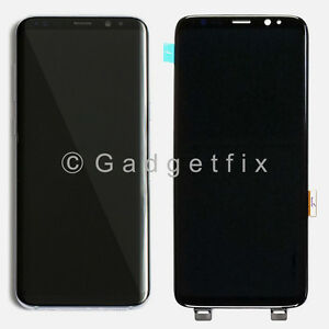 USA Samsung Galaxy S7 S8 S9 S10 Plus LCD Display Touch Screen Digitizer + Frame