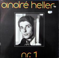LP / ANDRE HELLER / JACK GRUNSKY / AUSTRIA / RARITÄT /