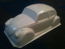 Kamtec M-Chassis VW Beetle Cal Look 1:10 ABS Body