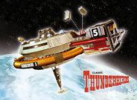 Thunderbird 5 Stahl-Kühlschrankmagnet Gerry Anderson (sd)
