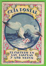 Guide des tarifs postaux VALENCE (Espagne) 1922 ? Belle Publicités (Lire...)