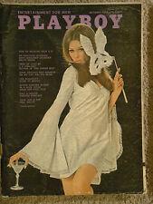 Original Playboy Magazine October 1968 Majiken Haugedal; Barbara McNair pict