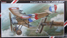 """SPECIAL HOBBY 1/32 NIEUPORT Nie.11 """"Bebe"""" WWI French fighter. Resin engine *NEW*"""