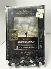 New Sealed Saving Private Ryan 2-Disc Set D-Day 60Th Anniversary Limited Ed.