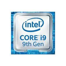 Intel Core i9 9th Gen Blue Metallic Sticker Laptop and Desktop Logos 18mm x 18mm