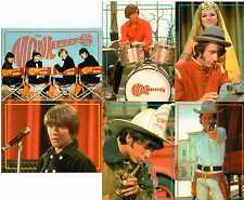 The Monkees Full 90 Card Base Set of Trading Cards from Cornerstone Inc 1996