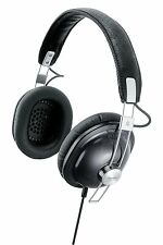 Panasonic stereo headphones Rp-Htx7-K Black Headphone Japan