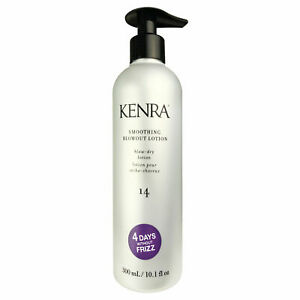 Kenra Smoothing Blowout Blow-Dry Hair Lotion #14 10.1 oz 4 Days Without Frizz