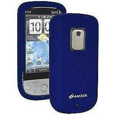 AMZER Blue Silicone Skin Jelly Case for Sprint HTC Hero