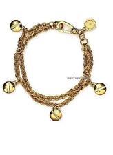 New Marc by Marc Jacobs Gold Screw Charm Ladies Bracelet M0003636 $118 NWT
