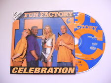 Fun Factory / Celebration - cd single