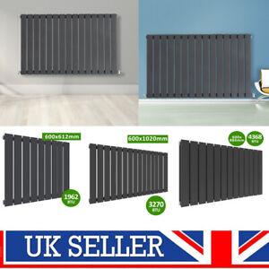 Vertical Horizontal Central Heating Radiator Flat Panel Design Heater Rad Pad UK