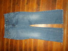 Levi's 515 Boot Cut Lower Rise Jeans Women's Size 12 S Short