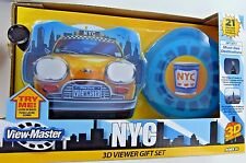 NEW YORK CITY NYC View-Master 3D Viewer SET #2 View Master Viewer 3 Reels Case