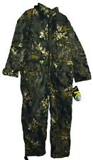 Remington Mossy Oak Camouflage Hunting Insulated coveralls Mens Size XXXL NWT