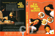 Eat, Drink, Man, Woman (1994) - Ang Lee, Sihung Lung, Chien-lien Wu  DVD NEW