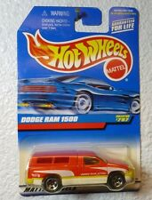 1998 HOT WHEELS DODGE RAM 1500 #797 - 5 SPKs / CHINA BASE