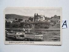 Postkarte Ansichtskarte Sachsen.Gastätte Cafe ,,Elbblick´´