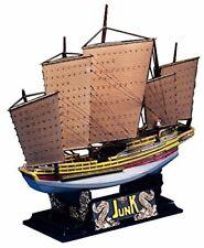 Aoshima Old time Ships Series No.5 Chinese Junk Plastic Model Kit