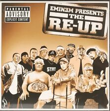 Eminem Presents The Re-Up  EMINEM Vinyl Record