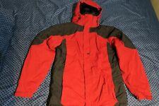 LL Bean Rugged Ridge Parka Jacket SIZE SMALL Red/Black NWOT