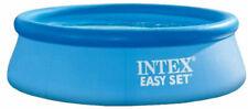 Intex 8' x 30� Easy Set Pool Round Above Ground Inflatable Pool 8 x 30 w Pump!