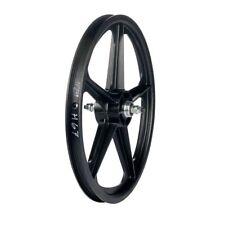 "BMX BLACK Skyway Tuff II REAR Wheel Black 20"" Freewheel ONLY"