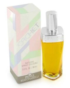 Cachet by Prince Matchabelli 3.2oz/94ml Cologne Spr Women **Discontinued** (BQ14