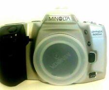 Minolta Dynax 500 si Date Maxxum AF 28-80 Sigma Lens Nikon SB-800 Flash Combo