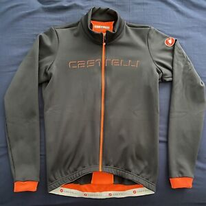 Castelli Cycling Jacket Large New Without Tags